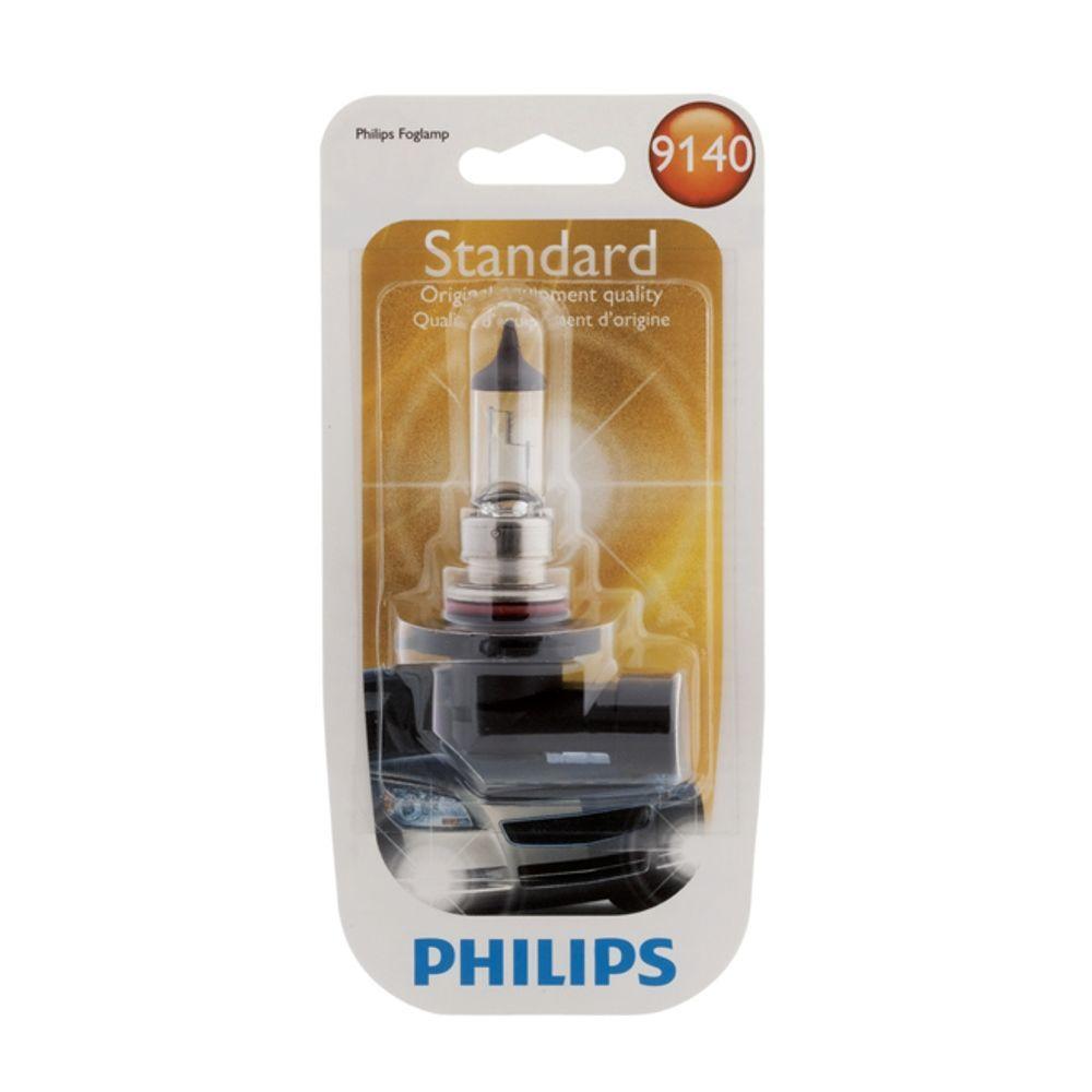 Philips Standard 9140 Headlight Bulb (1-Pack)