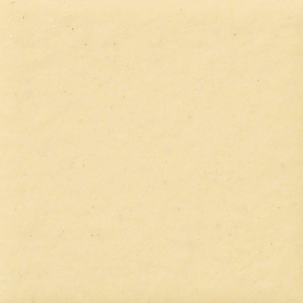 Daltile Semi-Gloss Cornsilk 6 in. x 6 in. Ceramic Wall Tile (12.5 sq. ft. / case)