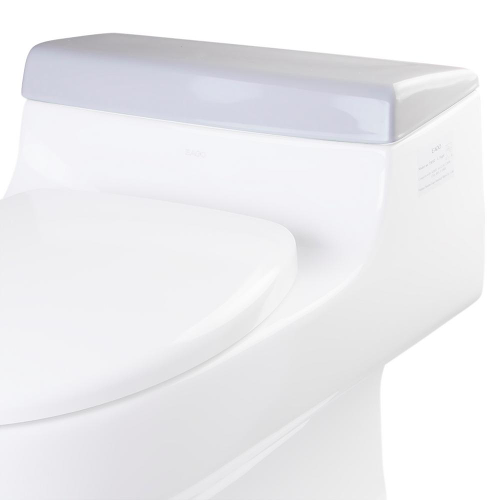 R-352LID Toilet Tank Cover in White