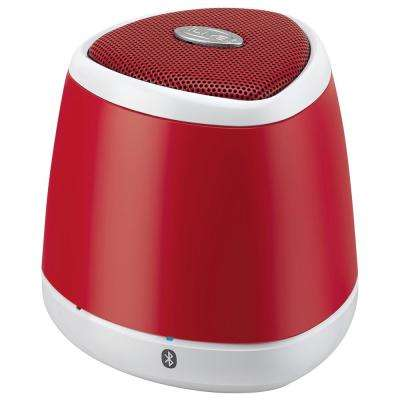 Portable Bluetooth Wireless Speaker, Red