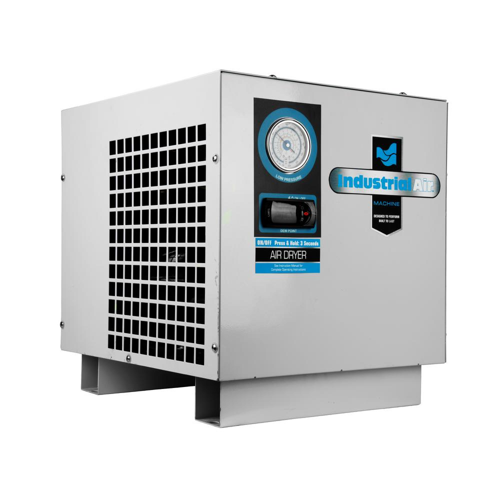 Air Dryer For Air Compressor >> Industrial Air D30in 27 6 Scfm Refrigerated Air Dryer