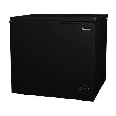 7.0 cu. ft. Chest Freezer in Black