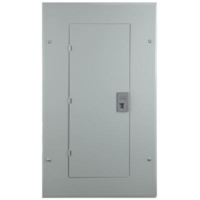 PowerMark Gold 125 Amp 24-Space 24-Circuit Indoor Main Breaker Circuit Breaker Panel