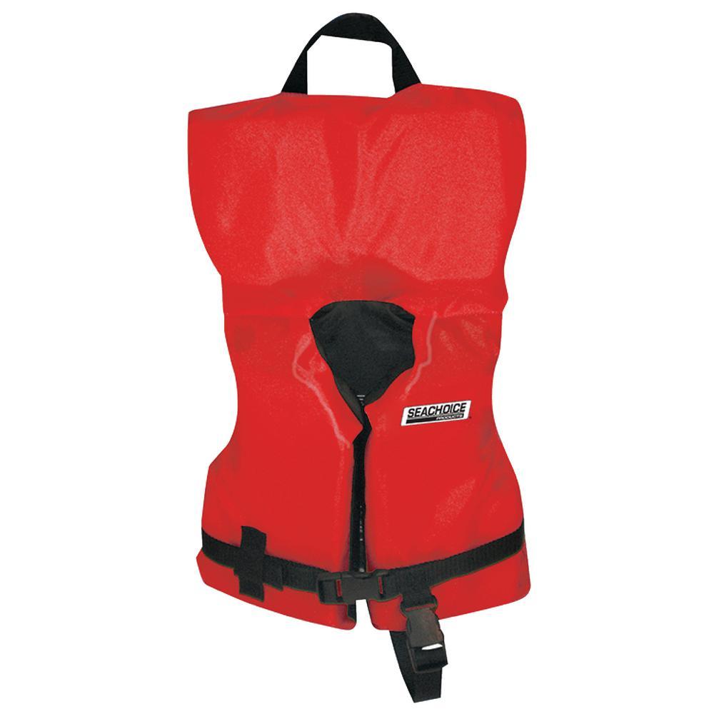 General Purpose Vest for Infant, Red