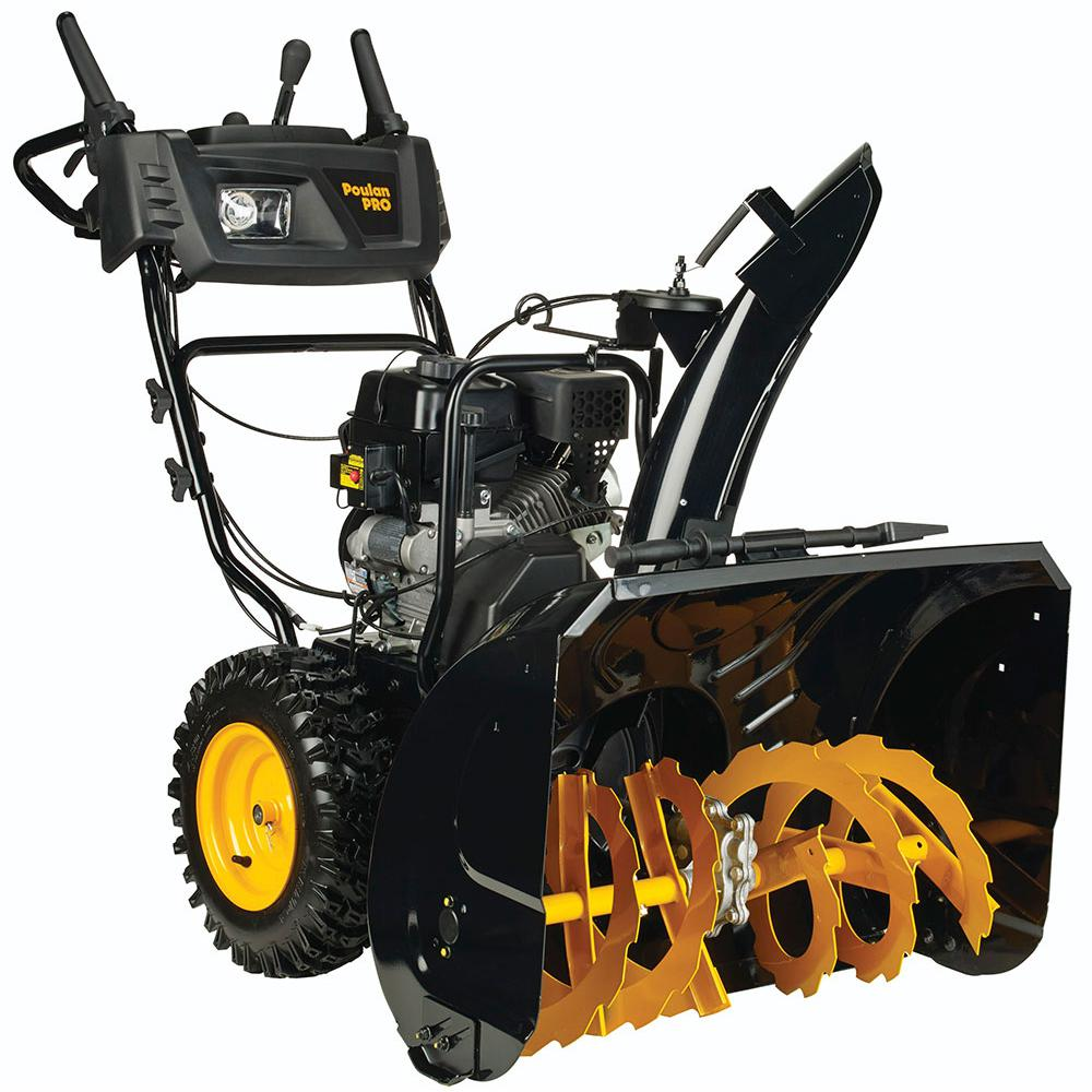 Poulan Pro PR300 30 in. Dual-Stage Gas Snow Blower
