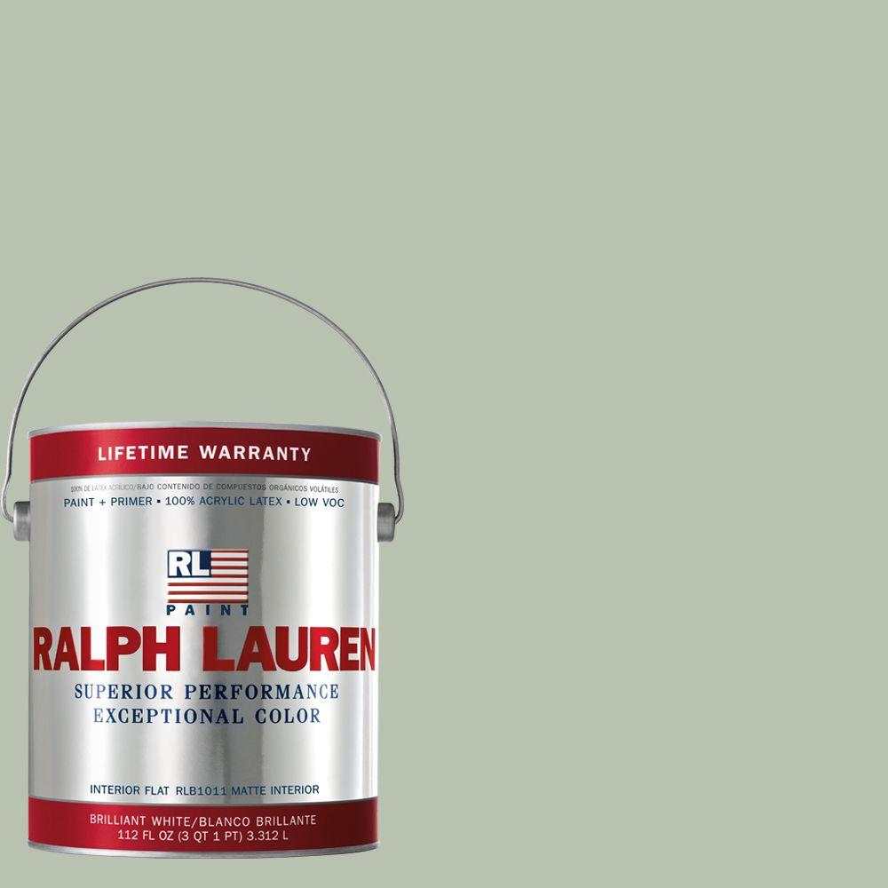 Ralph Lauren 1-gal. Chamfered Edge Flat Interior Paint