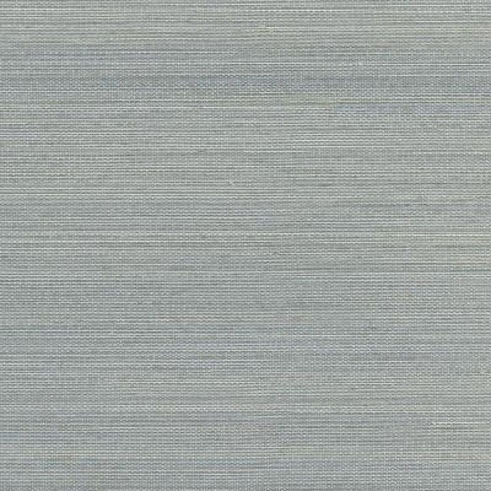 Binan Slate Grasscloth Slate Wallpaper Sample