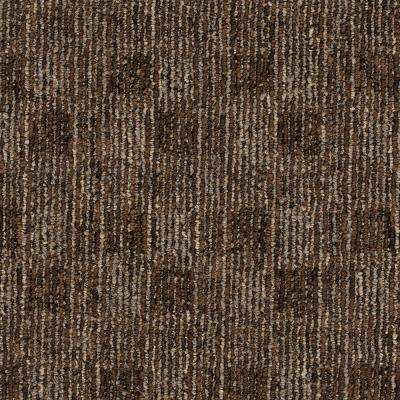Claymont - Color Taupe Pattern 12 ft. Carpet