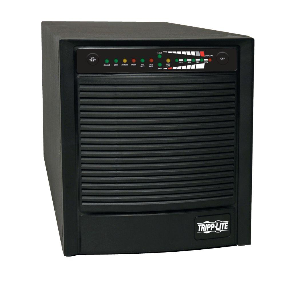 1500VA 1200-Watt UPS Smart Online Tower 100-Volt-120-Volt USB DB9 SNMP RT