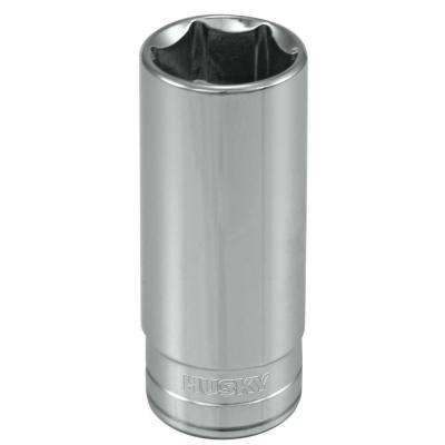 3/8 in. Drive 3/4 in. 6-Point SAE Deep Socket