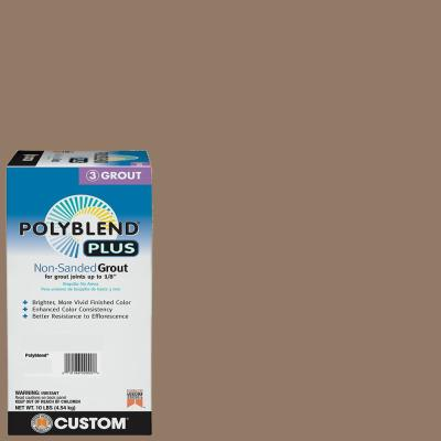 Polyblend Plus #105 Earth 10 lb. Non-Sanded Grout