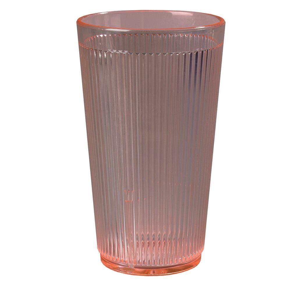 20 oz. Polycarbonate Tumbler in Sunset Orange (Case of 48)