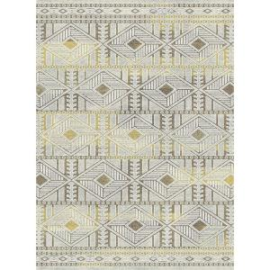 Dynamic Rugs Royal Treasure Amber/Mocha 2 ft. x 3 ft. 5 inch Indoor Accent Rug by Dynamic Rugs