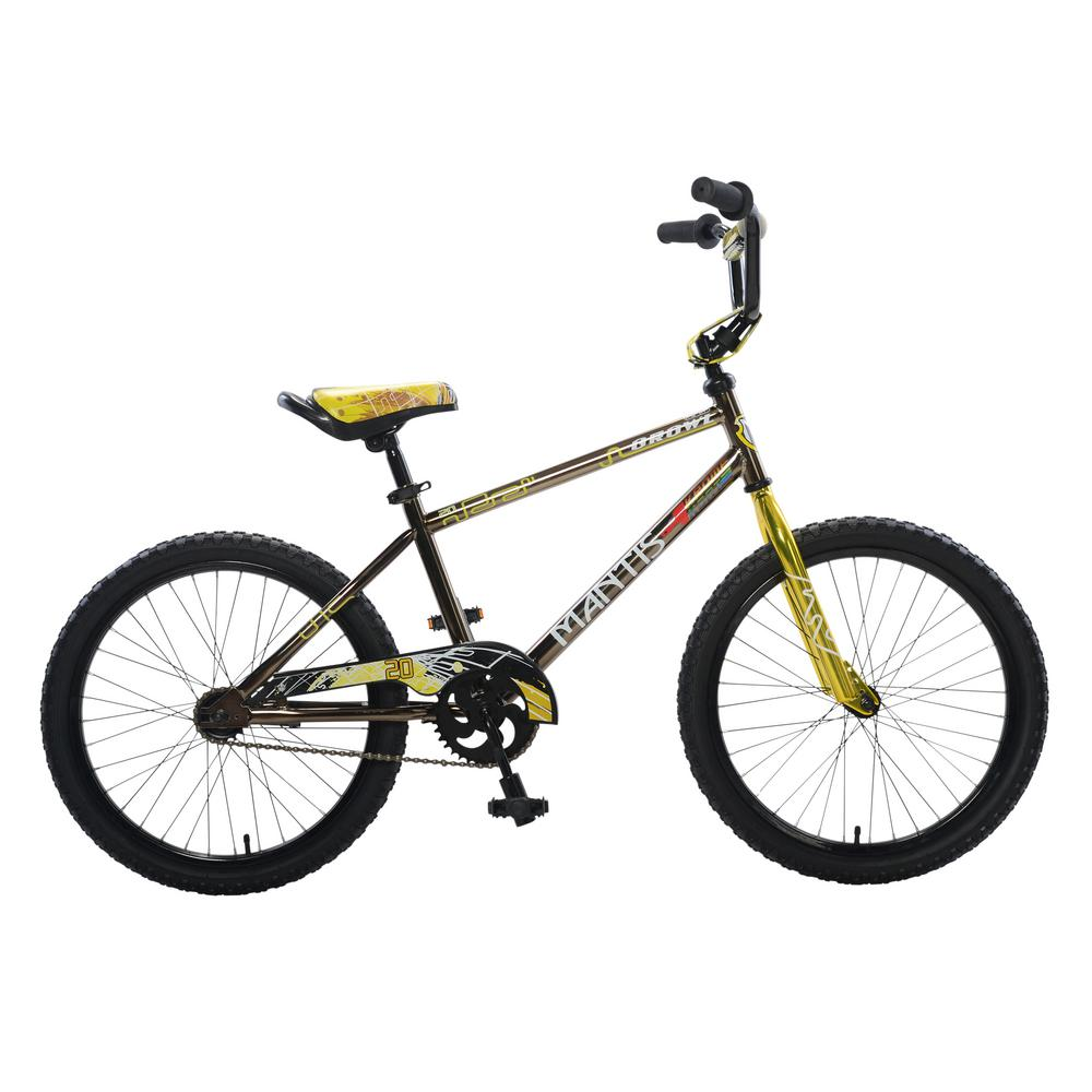 Mantis Growl Black Ready2roll 20 In Kids Bicycle Ma08b 20 The
