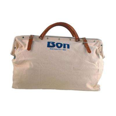 12 in. Heavy-Duty Canvas Tool Bag