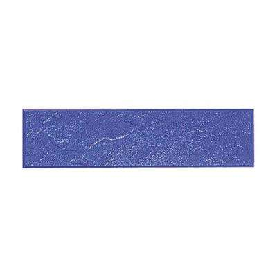 6 in. x 24 in. Lancaster Blue Stone Texture Stamp