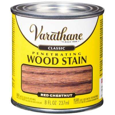 8 oz. Red Chestnut Classic Wood Interior Stain (4-Pack)