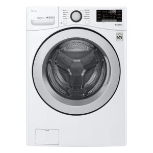 LG Electronics 4.5 cu.ft. Ultra Large Smart Front Load Washer