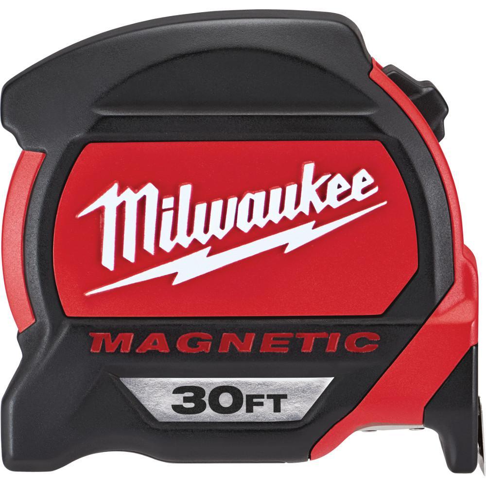 30 ft. Premium Magnetic Tape Measure