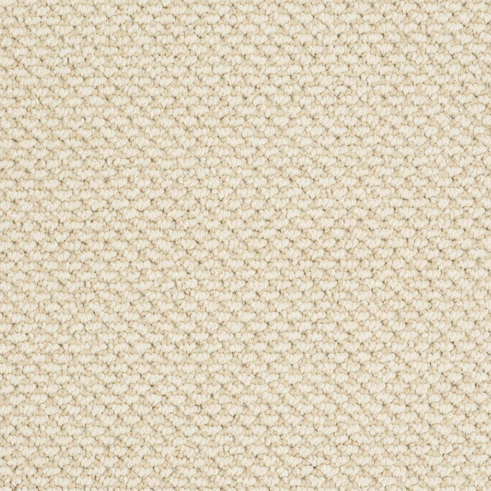 Martha Stewart Living Whitford Bay - Color Reed 6 in. x 9 in. Take Home Carpet Sample