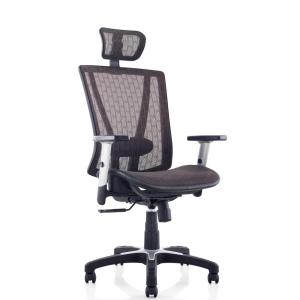 Internet 300893795 5 Canary Brown Mesh Office Chair