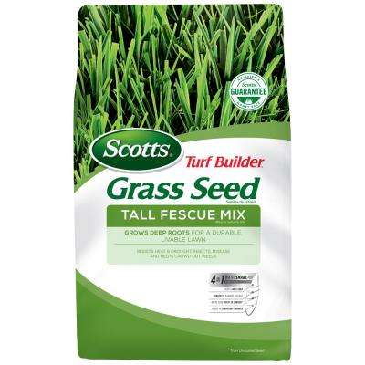 20 lbs. Turf Builder Tall Fescue Mix Grass Seed
