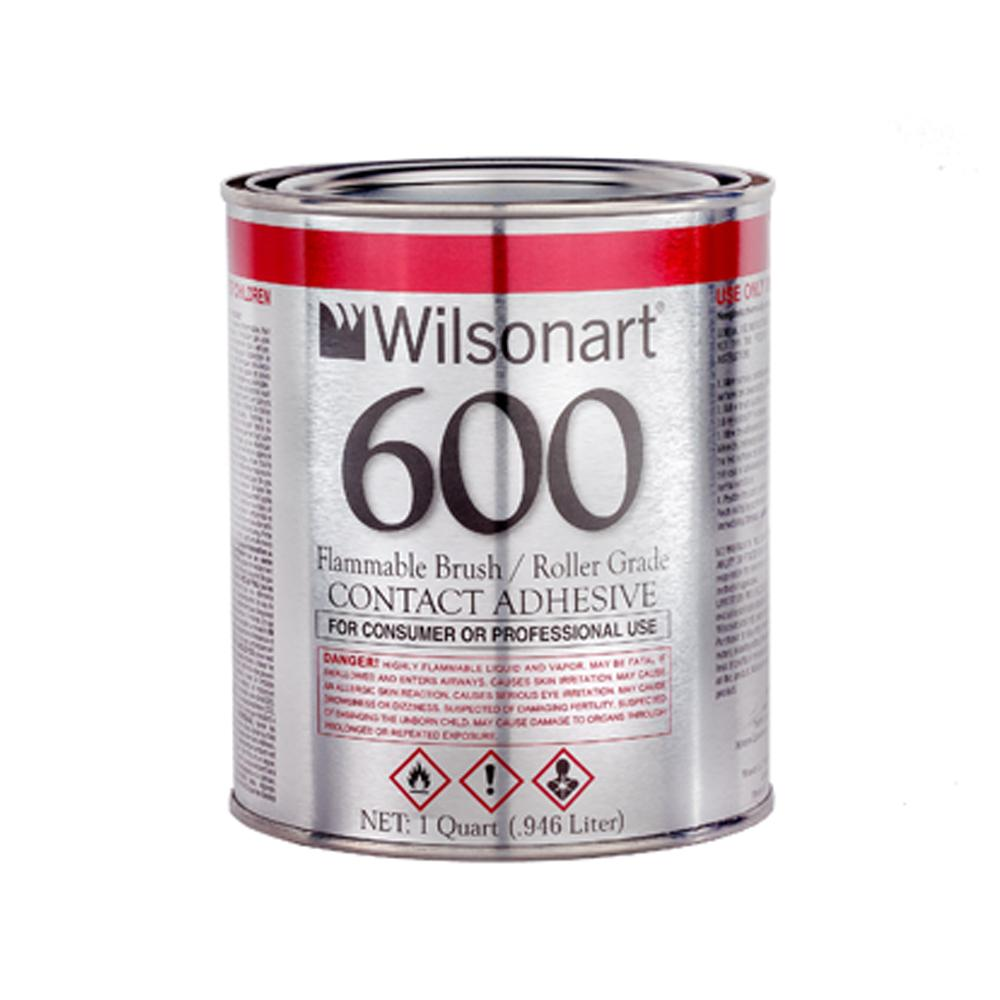 Wilsonart 32 fl. oz. WA600 Consumer Brush/Roller Grade Contact Adhesive