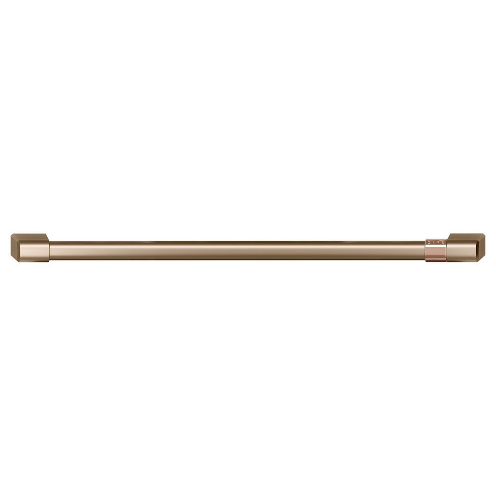 Refrigeration Handle Kit in Brushed Bronze