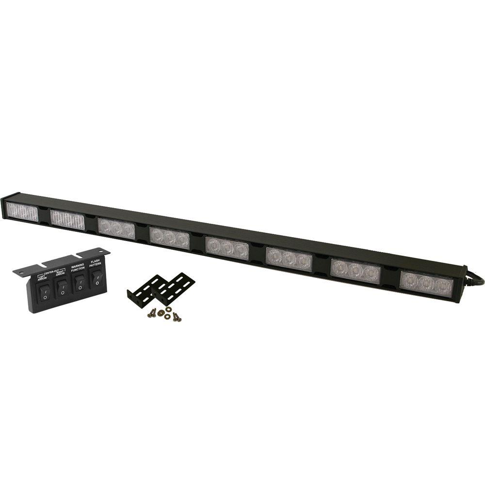Dual Function Strobe/Traffic Light Bar Kit