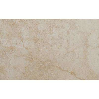 Elegance Crema 10 in. x 16 in. Glazed Porcelain Wall Tile (16.67 sq. ft./case)