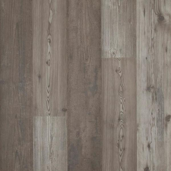 Outlast+ Waterproof Grey Optimus Pine 10 mm T x 7.48 in. W x 47.24 in. L Laminate Flooring (19.63 sq. ft. / case)