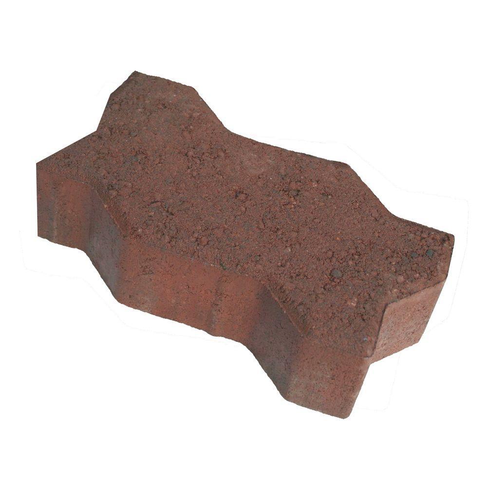 Basalite Universal 8.8 in. x 4.4 in. Mendocino Concrete Paver