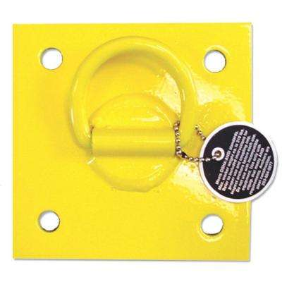 6 in. x 6 in. Bolt-On Wall Anchor