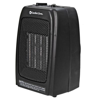 Energy Save 1500-Watt Electric Ceramic Space Heater with Thermostat and Fan