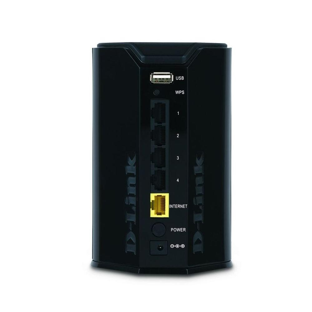 D-Link Wireless N 600 Dual-band Gigabit Router-DISCONTINUED