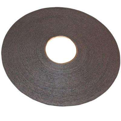 13/16 in. x 250 ft. Black Melamine Edgebanding with Hot Melt Adhesive