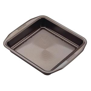 Click here to buy Circulon Non-Stick Bakeware Square Cake Pan by Circulon.