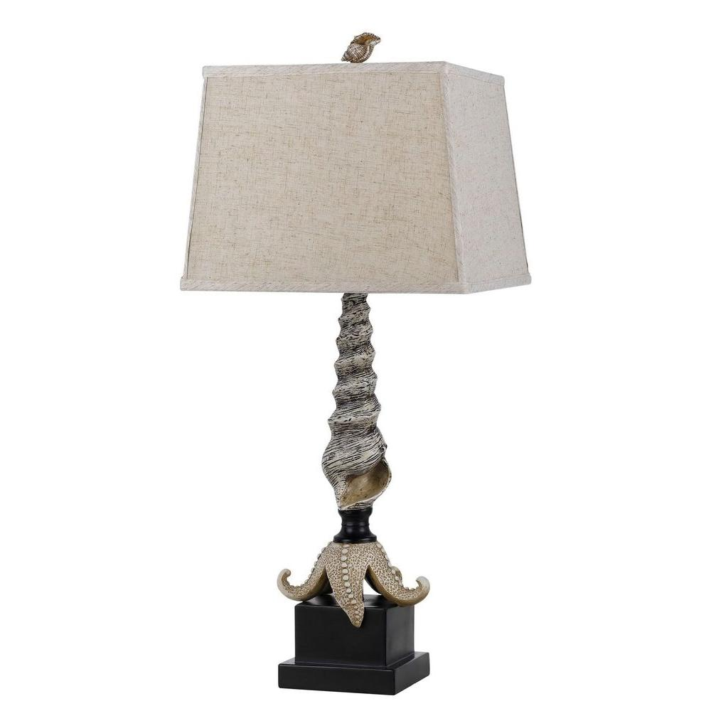 Superbe Carapace Starfish Table Lamp