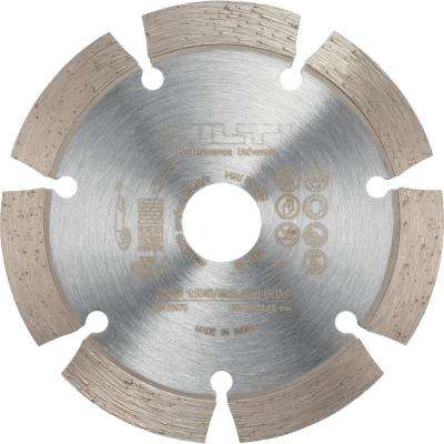 16 in. Segmented Cutting Diamond Blade P-S 16 in. x 1 in.