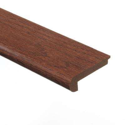Oak Winchester 3/8 in. Thick x 2-3/4 in. Wide x 94 in. Length Hardwood Stair Nose Molding