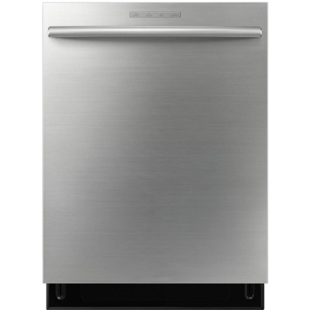 Samsung Top Control Dishwasher in Stainless Steel with Stainless Steel Tub