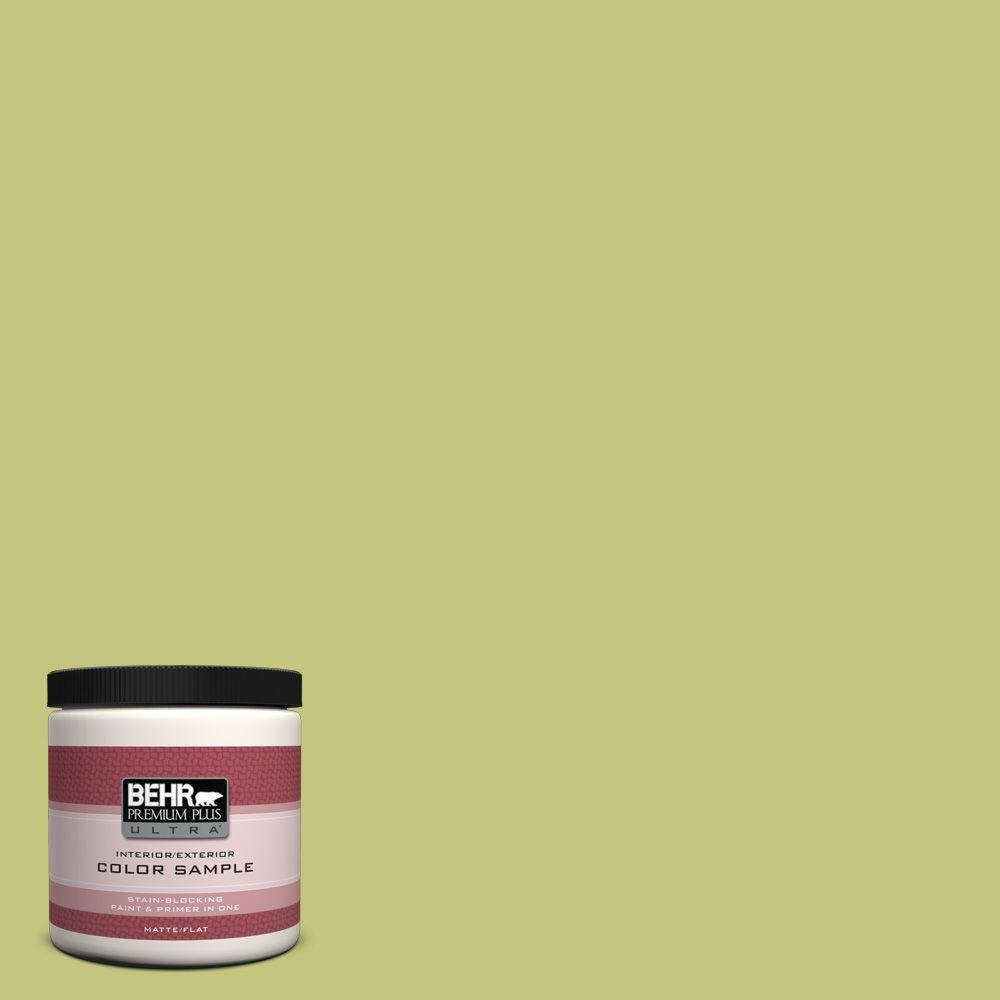 BEHR Premium Plus Ultra 8 oz. #P360-4 Soda Pop Interior/Exterior Paint Sample