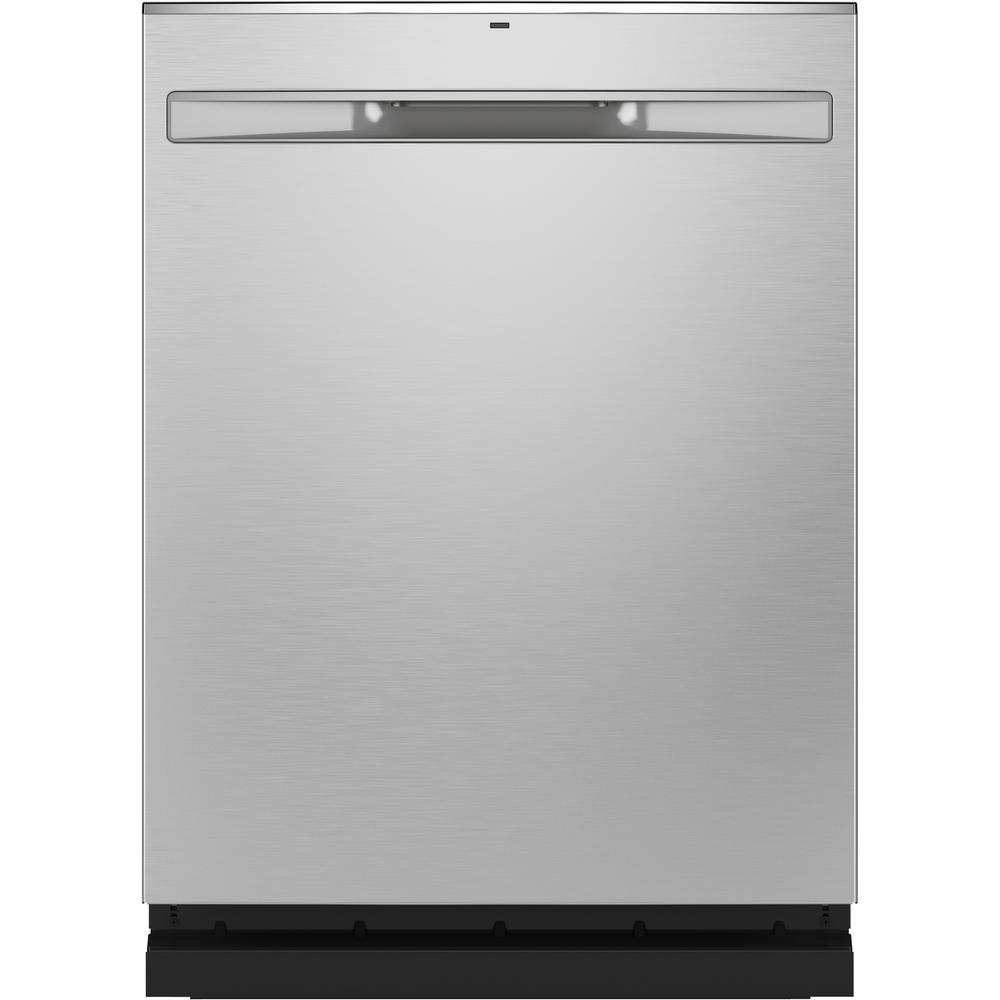 GE Top Control Tall Tub Dishwasher in Fingerprint Resistant Stainless Steel with Stainless Steel Tub, ENERGY STAR, 48 dBA