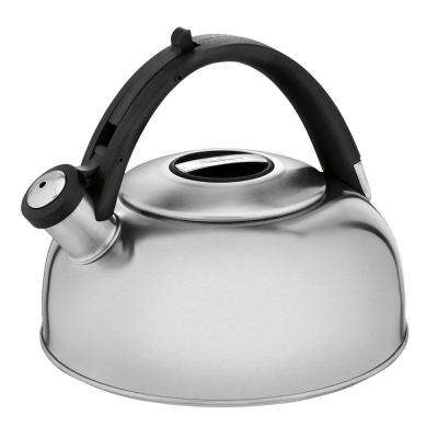 Peak 8-Cup Stovetop Tea Kettle in Stainless