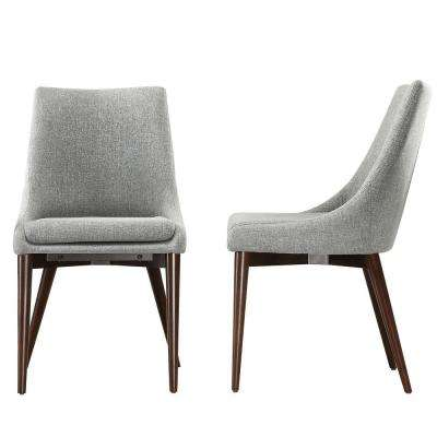 Nobleton Cool Grey Dining Chair (Set of 2)