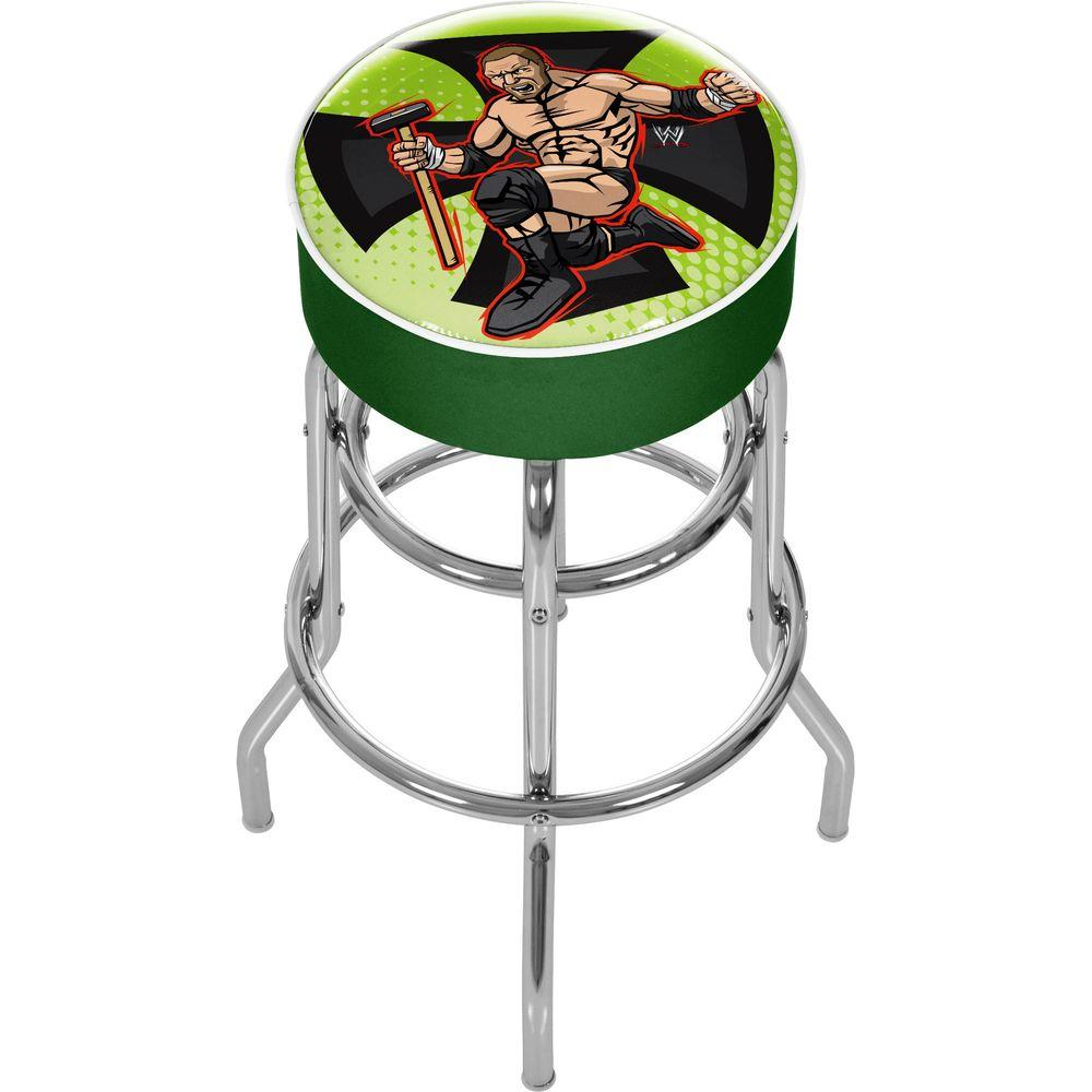 Trademark WWE Kids Triple H Padded Bar Stool