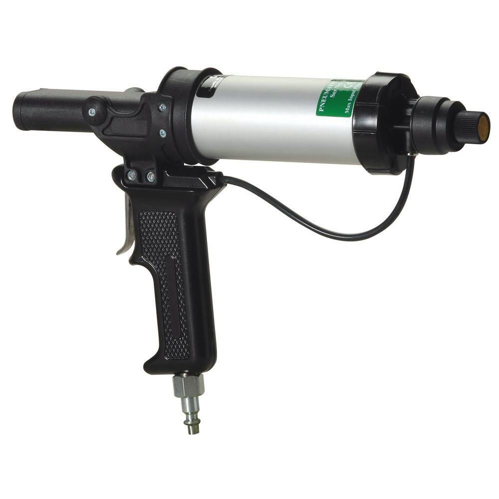 COX 25 ml x 25 ml Twin Mini Cartridge 1:1 Dual Square Back Cartridge Pneumatic Epoxy Applicator Gun