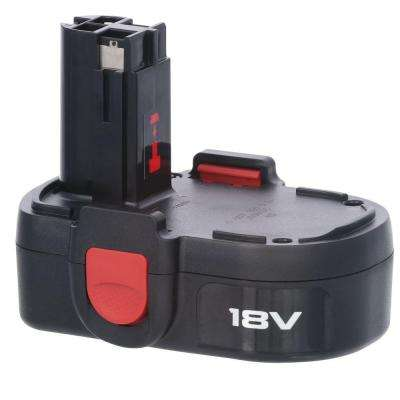 18-Volt 1.2Ah NiCd Pod Style Battery Pack