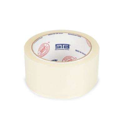 Pack and Seal 3 in. Packaging Tape with Dispenser