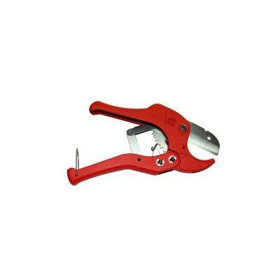 1-5/8 in. Ratcheting PVC Tubing Cutter